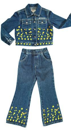 Деним 12,5 унций. костюмы джинсовые - модельный ряд прошлых лет.